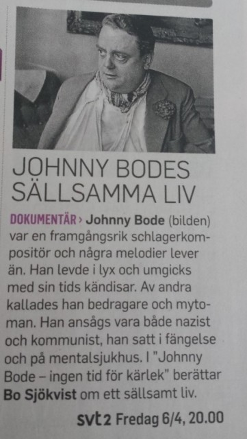 Johnny Bode tv program.jpg